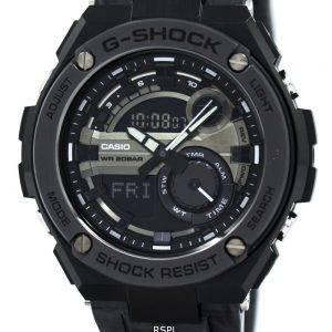 Casio G-Shock G-teräs analoginen-digitaalinen maailma aikaa GST-210M-1A Miesten Watch