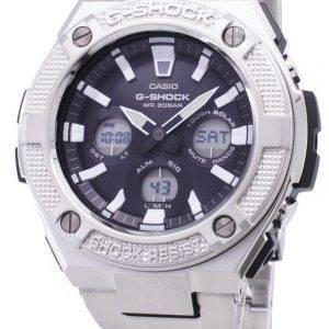 Casio G-Shock GST-S330D-1A GSTS330D-1A valaisin analoginen digitaalinen 200M Miesten Watch