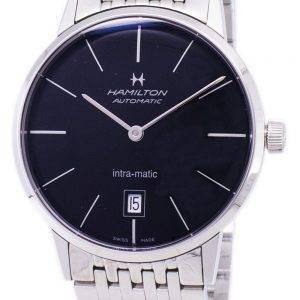 Hamilton automaattinen musta soittaa H38455131