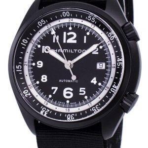 Hamilton Khaki ilmailun ohjaajan Pioneer automaattinen H80485835 Miesten Watch