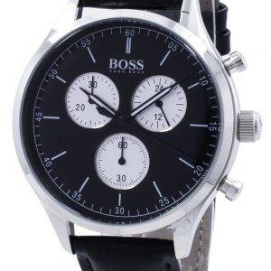 Hugo Boss kumppani Chronograph Quartz 1513543 Miesten Watch