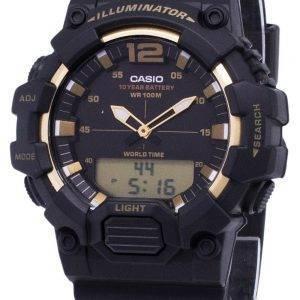 Casio Retro 9AV/700/HDC valaisin analoginen digitaalinen Miesten Watch