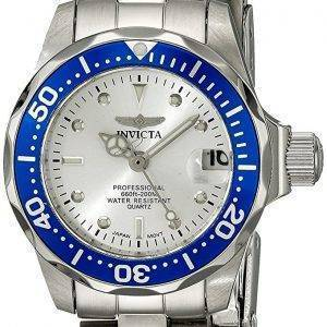 Invicta Pro Diver ammatillinen kvartsi 200M 14125 naisten Watch
