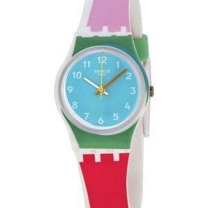 Swatch alkuperäiset De Travers Quartz LW146 naisten Watch