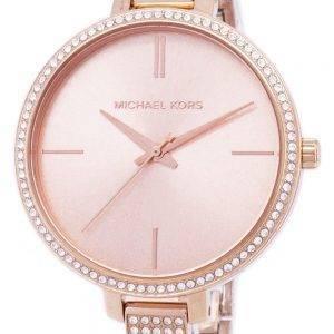 Michael Kors Jaryn kvartsi Diamond aksentti MK3785 naisten Watch