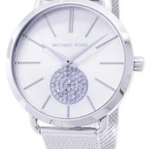Michael Kors Portia kvartsi Diamond aksentti MK3843 naisten Watch