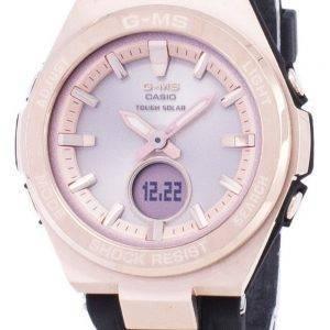 Casio Baby-G MSG-S200G-1A kova Solar analoginen digitaalinen naisten Watch