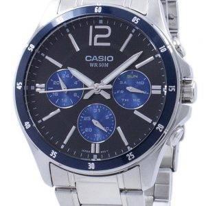 Casio Enticer analoginen kvartsi MTP-1374D-2AV MTP1374D 2AV Miesten Watch