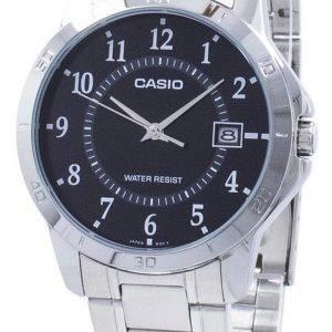 Casio analoginen kvartsi MTP-V004D-1B MTPV004D-1B Miesten Watch