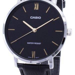 Casio kvartsi MTP-VT01L-1B MTPVT01L-1B analoginen Miesten Watch
