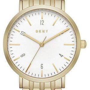 DKNY Minetta kvartsi NY-2503 naisten Watch