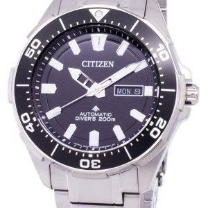 Citizen Promaster Marine Scuba Diver 200M automaattinen NY0070 83E miesten katsella