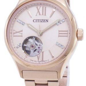 Citizen automaattinen PC1003-58 X Diamond aksentti analoginen naisten Watch