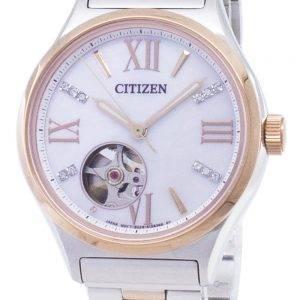 Citizen automaattinen PC1009 - 51D Diamond aksentti analoginen naisten Watch