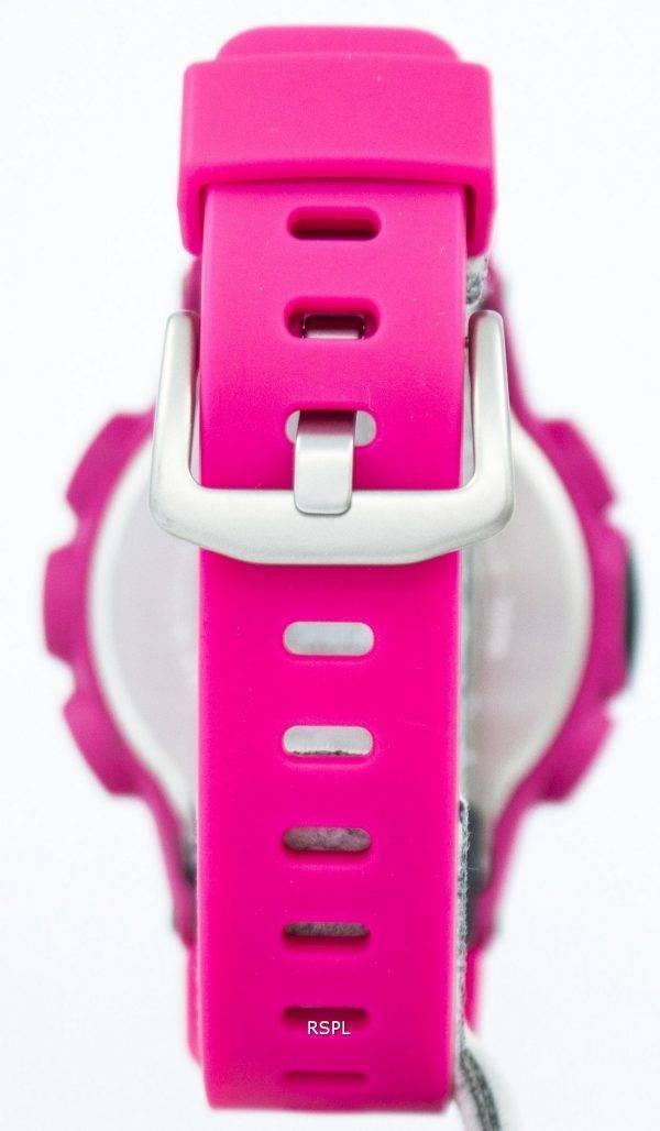 Casio Protrek Atomic kova Solar kolminkertainen anturi vaaleanpunainen PRW-3000-4B Miesten kello