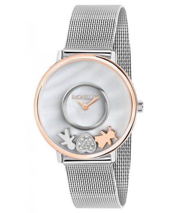 Morellato kvartsi Diamond aksentti R0153150508 naisten Watch
