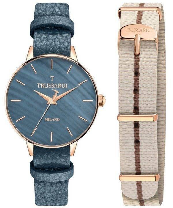 Trussardi T-Evolution Quartz R2451120506 naisten Watch
