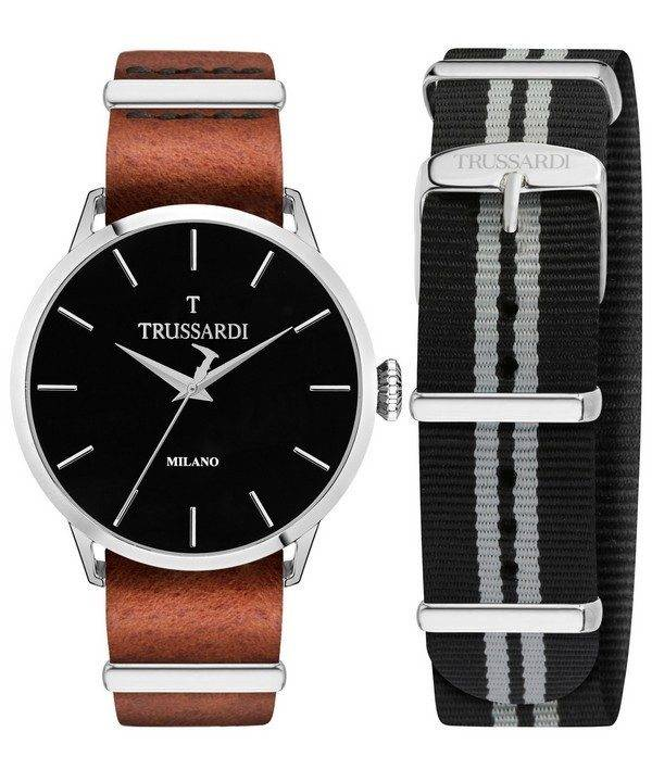 Trussardi T-Evolution Quartz R2451123006 Miesten Watch