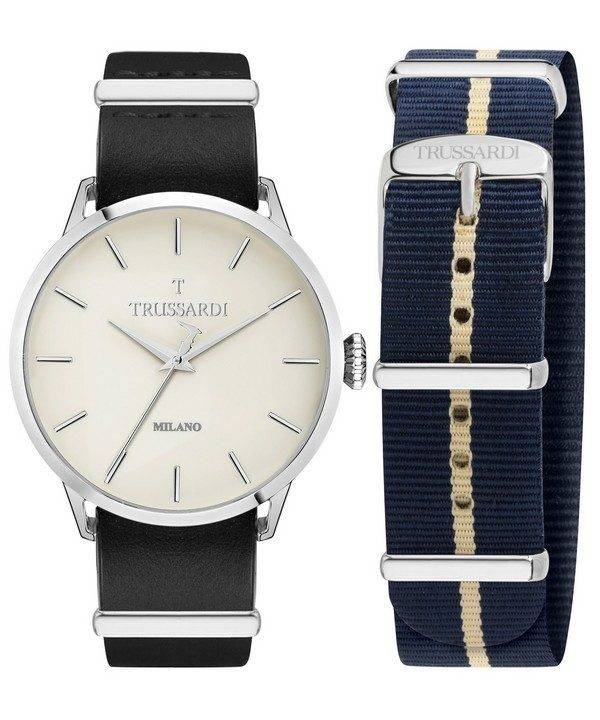 Trussardi T-Evolution Quartz R2451123007 Miesten Watch
