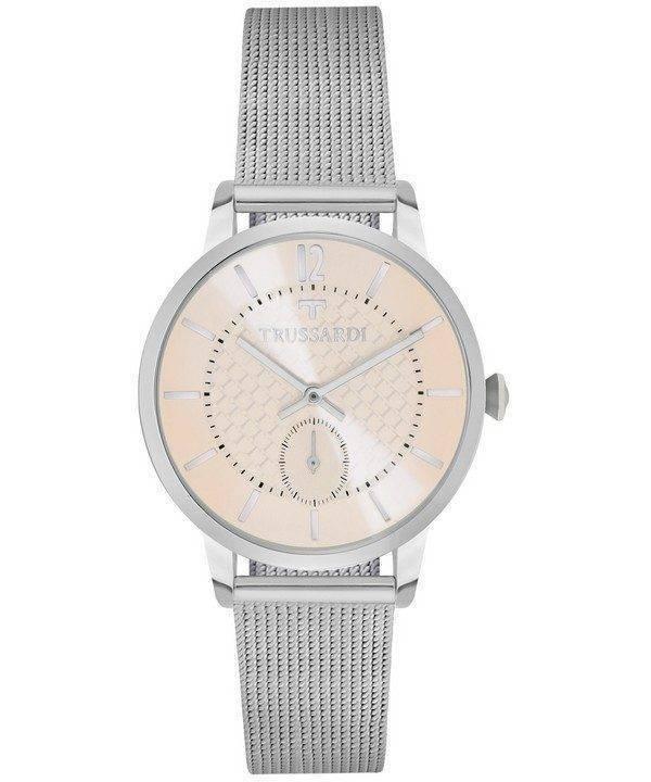 Trussardi T-suvun Quartz R2453113502 naisten Watch