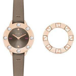 Furla Club Quartz R4251116503 naisten Watch