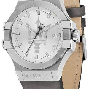 Maserati Potenza R8851108018 analoginen kvartsi Miesten Watch