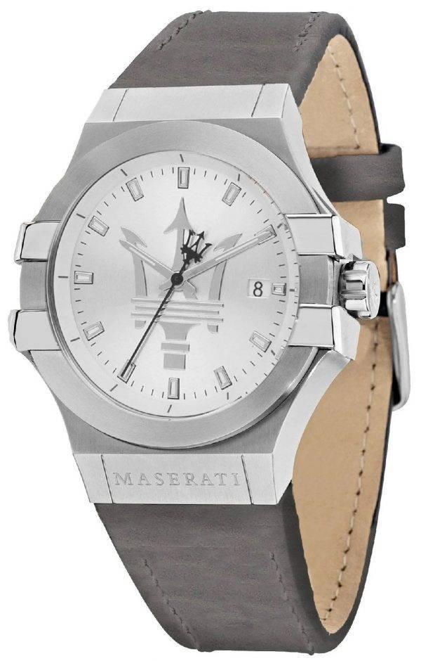 Maserati Potenza R8851108018 analoginen kvartsi Miesten Watch
