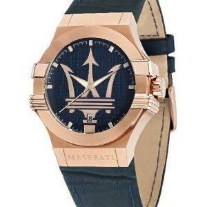 Maserati Potenza Quartz R8851108027 Miesten Watch