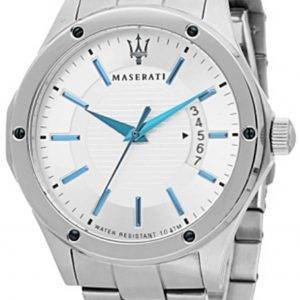 Maserati Circuito R8853127001 kvartsista analoginen Miesten Watch