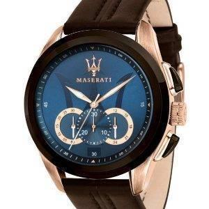 Maserati Traguardo Chronograph Quartz R8871612024 Miesten Watch