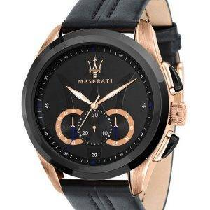 Maserati Traguardo Chronograph Quartz R8871612025 Miesten Watch