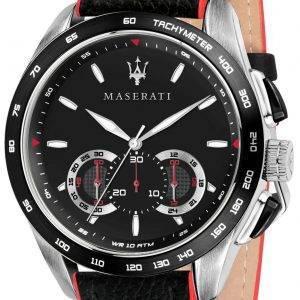 Maserati Traguardo R8871612028 Chronograph nopeusmittarin miesten katsella