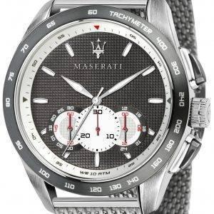 Maserati Traguardo R8873612008 Chronograph analoginen miesten katsella