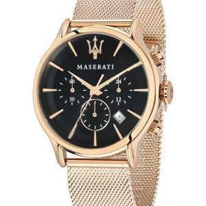 Maserati Epoca Chronograph Quartz R8873618005 Miesten Watch
