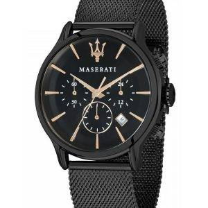 Maserati Epoca Chronograph Quartz R8873618006 Miesten Watch