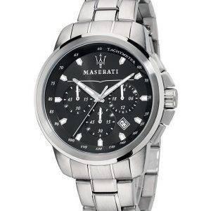 Maserati Successo Chronograph nopeusmittarin Quartz R8873621001 Miesten Watch