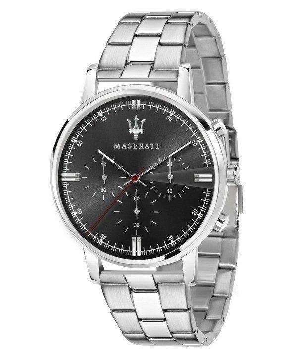 Maserati Eleganza Chronograph Quartz R8873630001 Miesten Watch