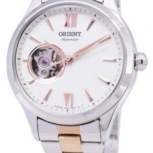 Orient analoginen automaattinen Semi luuranko Japanissa valmistettu RA-AG0020S00C naisten Watch