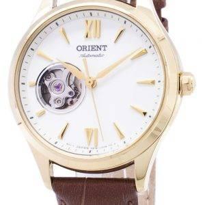 Orient tyylikäs RA-AG0024S10B automaattinen naisten Watch