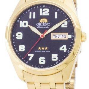 Orient 3 tähden SAB0C004B9 automaattinen Japaniin teki Miesten Watch