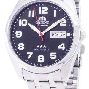 Orient 3 tähden SAB0C006B9 automaattinen Japaniin teki Miesten Watch