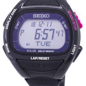 Seiko Prospex SBEF001 Super Runner kierros muisti Solar Miesten Watch