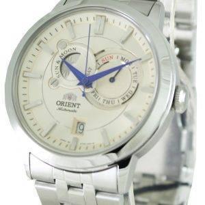 Orient automaattinen Sun & Moon SET0P002W0 miesten kello