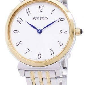 Seiko kvartsi SFQ800 SFQ800P1 SFQ800P analoginen naisten Watch