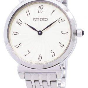 Seiko kvartsi SFQ801 SFQ801P1 SFQ801P analoginen naisten Watch