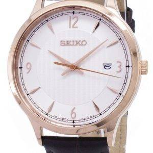 Seiko kvartsi SGEH88 SGEH88P1 SGEH88P analoginen Miesten Watch