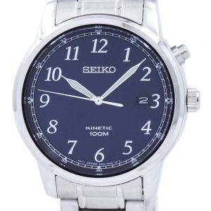 Seiko kineettinen analoginen SKA777 SKA777P1 SKA777P Miesten Watch