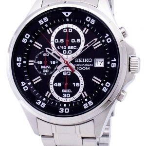 Seiko Chronograph Quartz SKS627 SKS627P1 SKS627P Miesten Watch