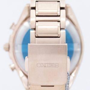 Seiko automaattiset Chronograph Quartz SNDW10 SNDW10P1 SNDW10P naisten Watch