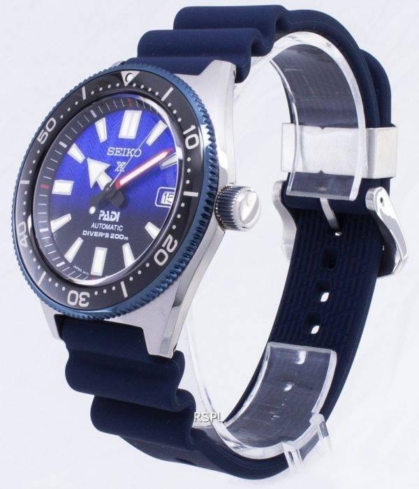Seiko Prospex PADI automaattinen Diver 200M SPB071 SPB071J1 SPB071J Miesten Watch